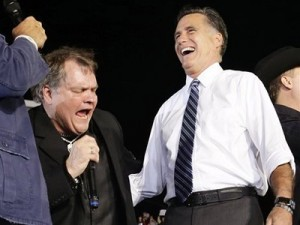 Romney and Meatloaf: Both flavorless